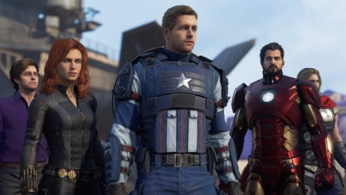 Square Enix Financials Indicate Losses from Marvel's Avengers Game