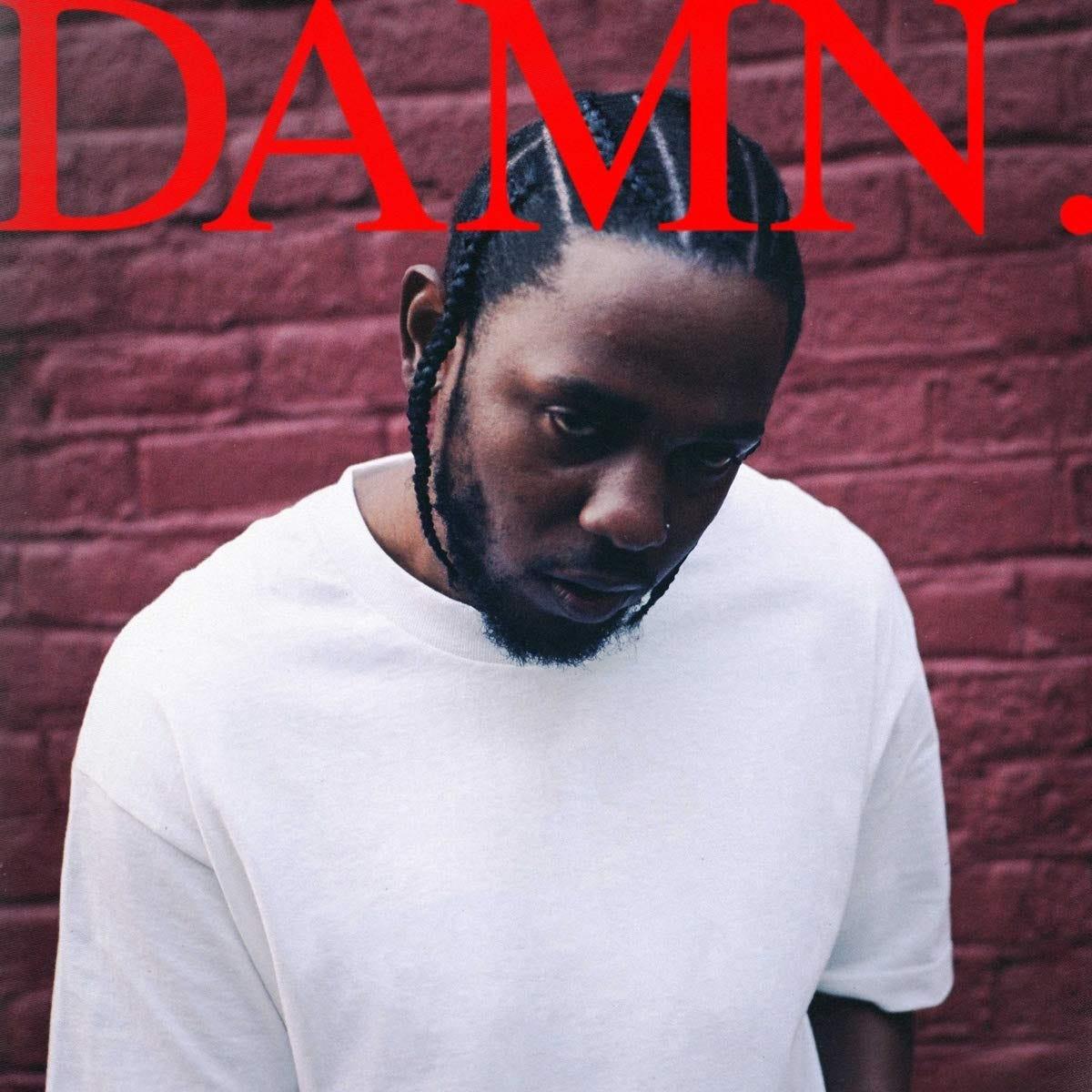 Kendrick Lamar - DAMN. [2 LP] - Amazon.com Music