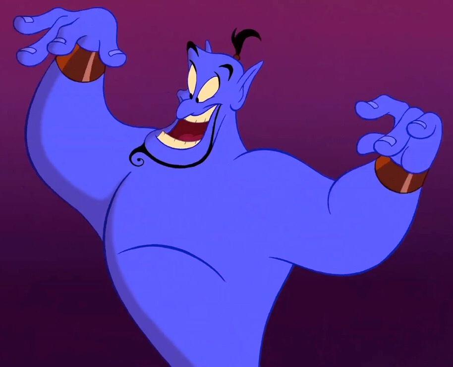 Genie   Disney Wiki   Fandom