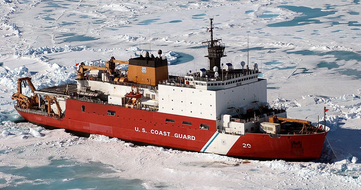 USCGC Healy (WAGB-20) - Wikipedia