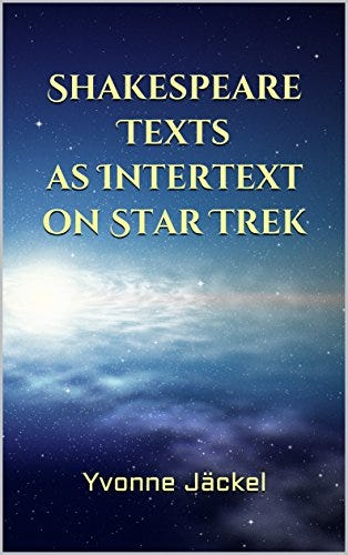Amazon.com: Shakespeare Texts as Intertext on Star Trek eBook: Jäckel,  Yvonne: Kindle Store