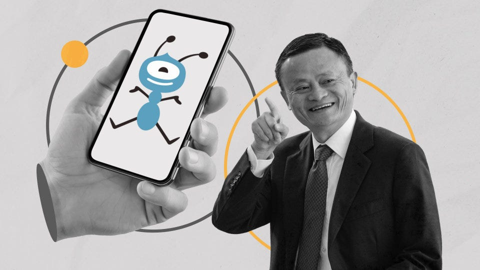 Inside Ant Group's Giant Valuation: One Billion Alipay Users and Big Profit  Margins - WSJ