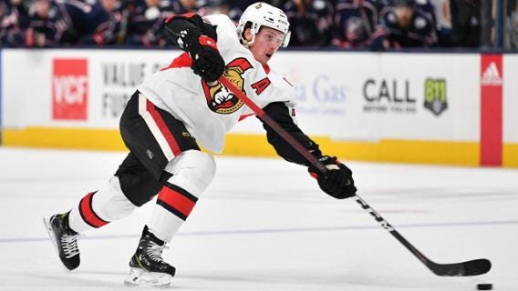 Thomas Chabot Stats and News | NHL.com