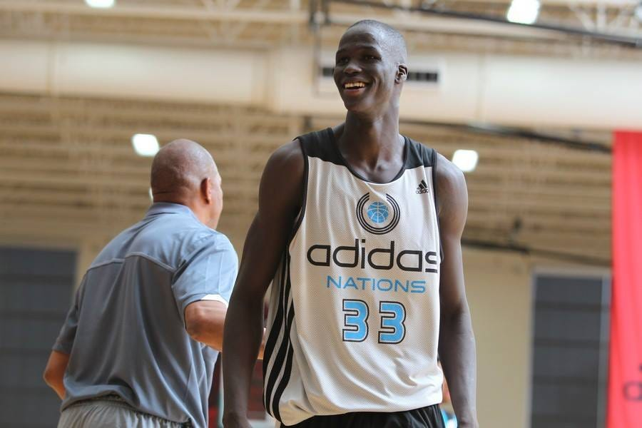 Thon Maker | Credit: adidas