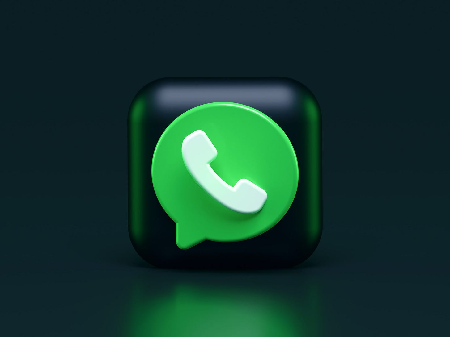 Photo illustration of the WhatsApp logo. By Alexander Shatov / Unsplash