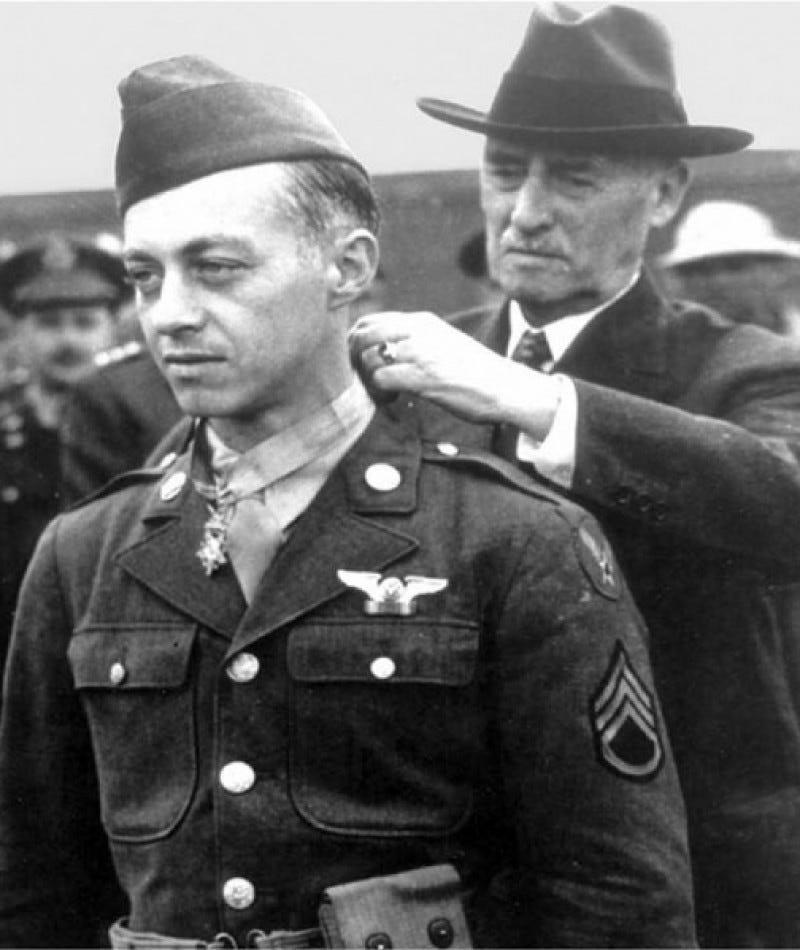 Medal of Honor Recipient Maynard H. Smith Sr.