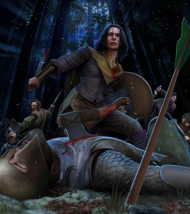 Asha Greyjoy by steamey on DeviantArt