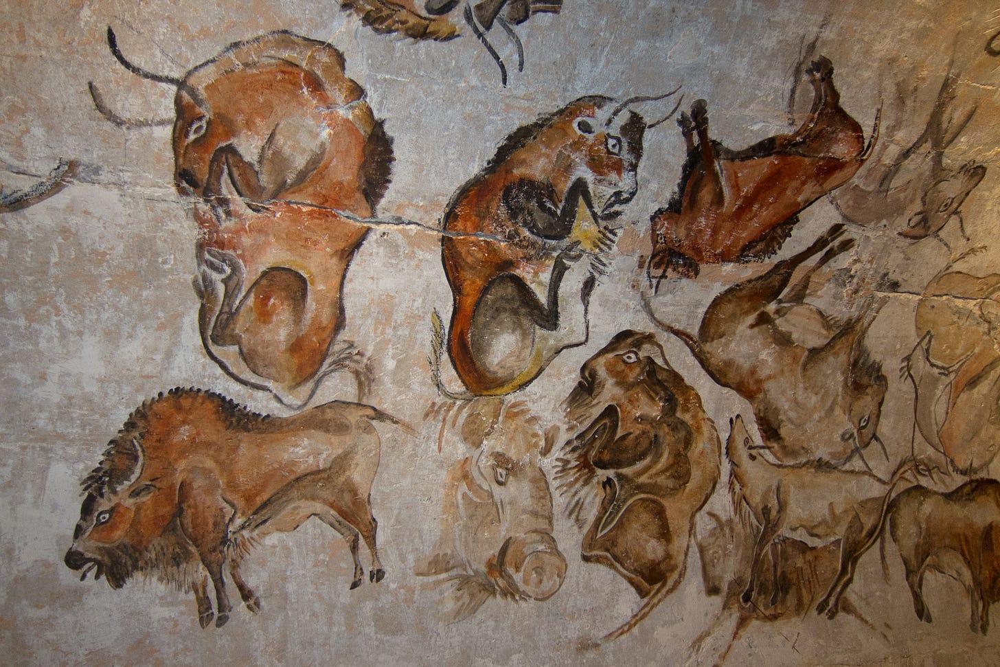 File:Altamira bisons.jpg - Wikimedia Commons