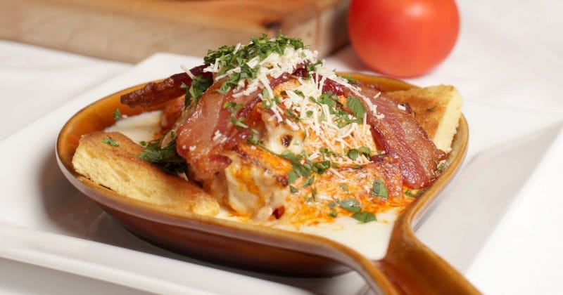 J. Graham's Cafe is the Louisville Home<br> of the Hot Brown