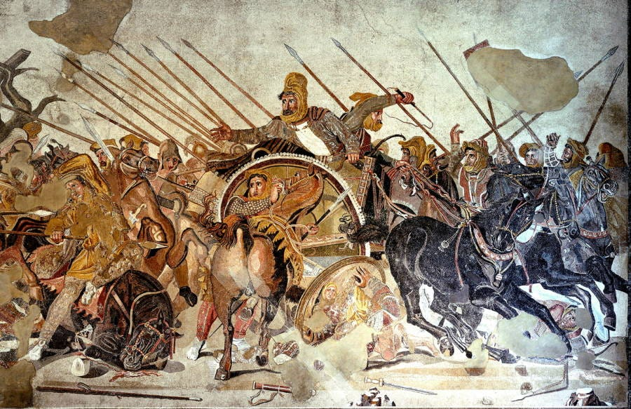 5 Dramatic Greek Wars Battles That Changed History Forever