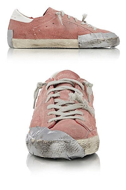 Beat Up, Dirty Looking Designer Sneakers Being Sold for $600