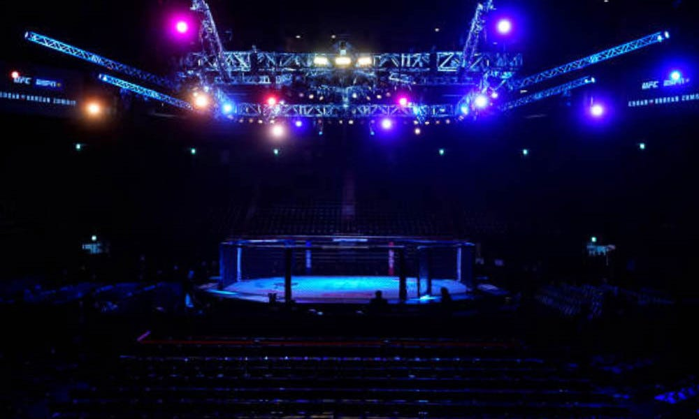 Image result for coronavirus UFC