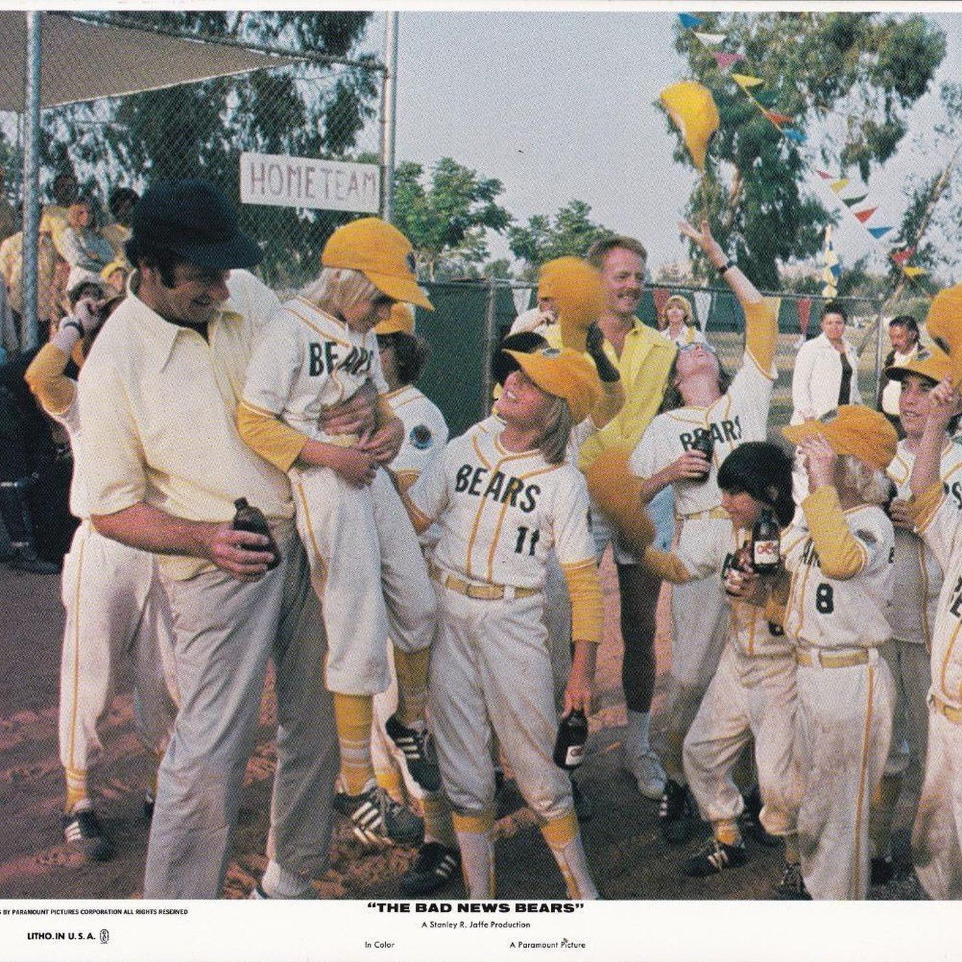 VEB Movie Club: Bad News Bears (1976) - Viva El Birdos