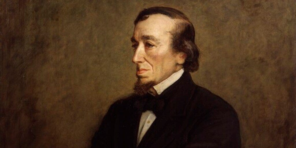 Benjamin Disraeli, a strange Prime Minister — Adam Smith Institute