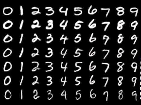 GitHub - cazala/mnist: mnist digits in javascript