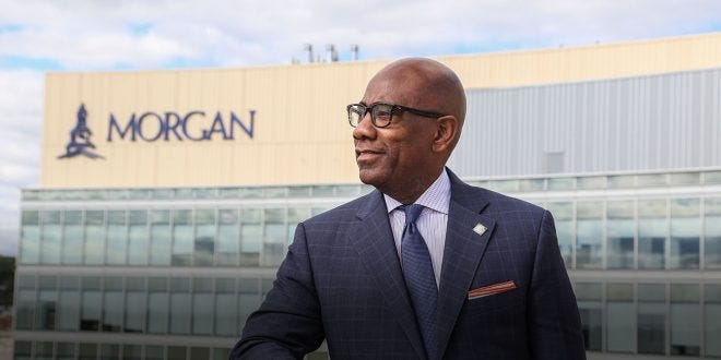 Morgan President David Wilson Appointed to NCAA Board of Governors – Morgan  State University Newsroom