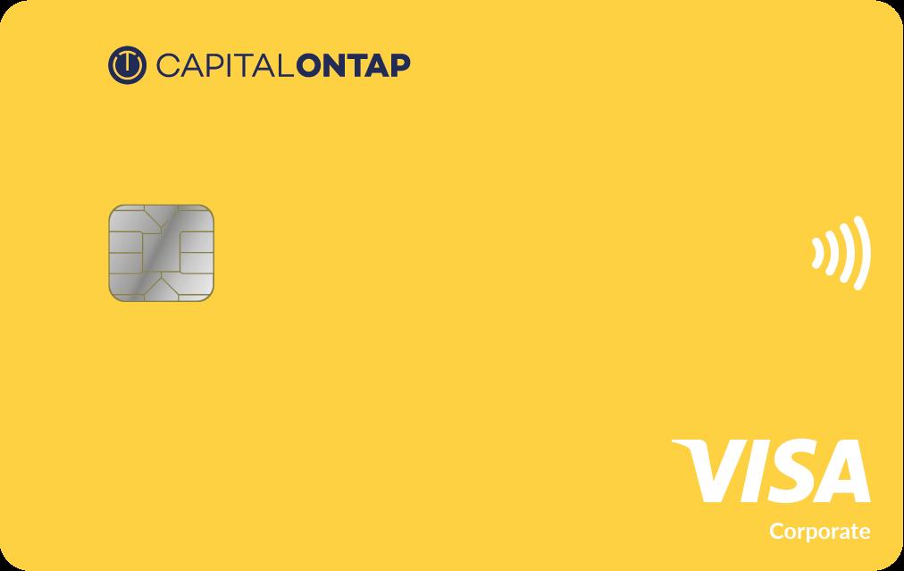 Capital On Tap Via Card