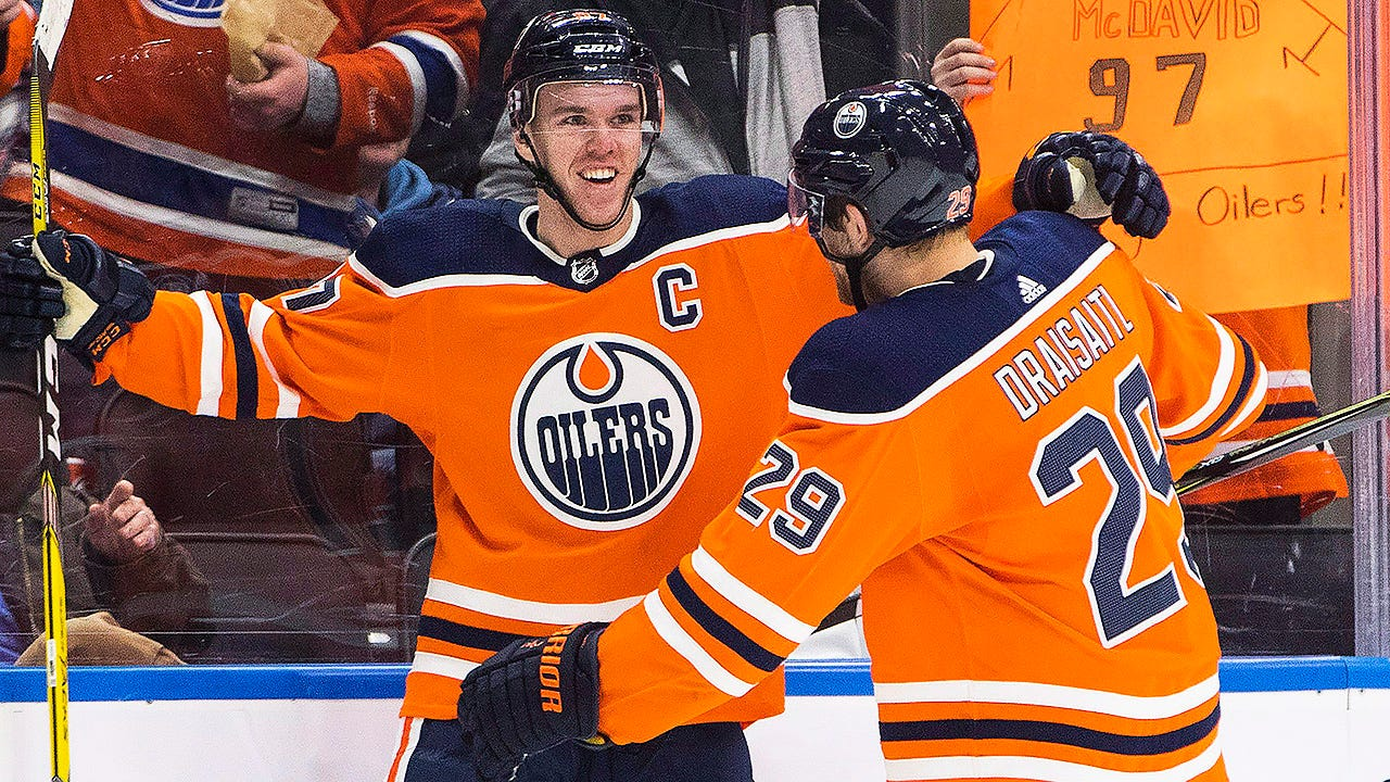 Why separating McDavid and Draisaitl isn't the answer to Oilers' depth  issues - Sportsnet.ca
