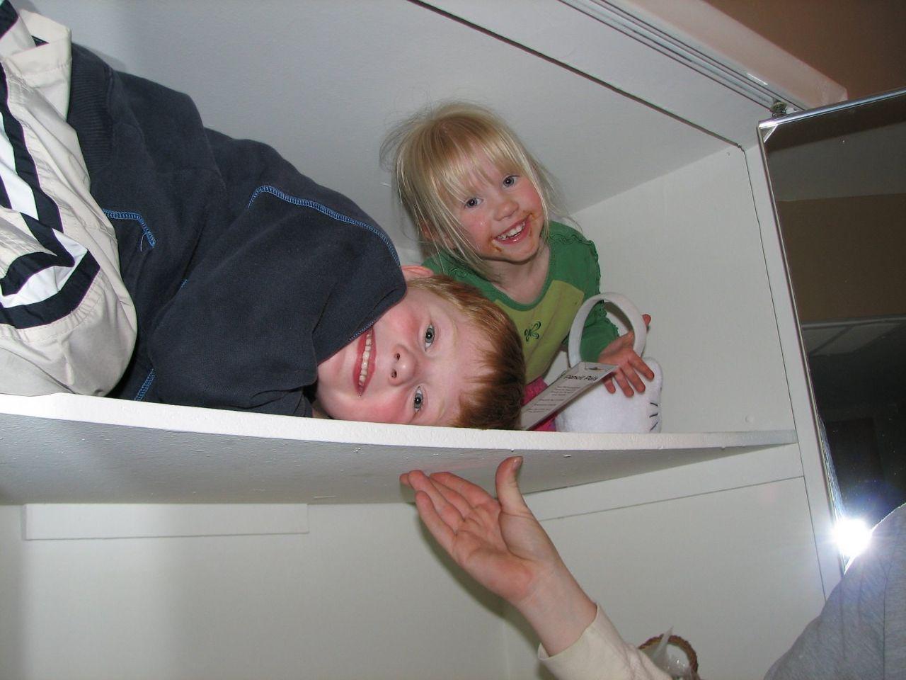 the closet pic