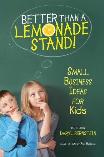 Ten Great Books for Kids about Saving and Spending Money