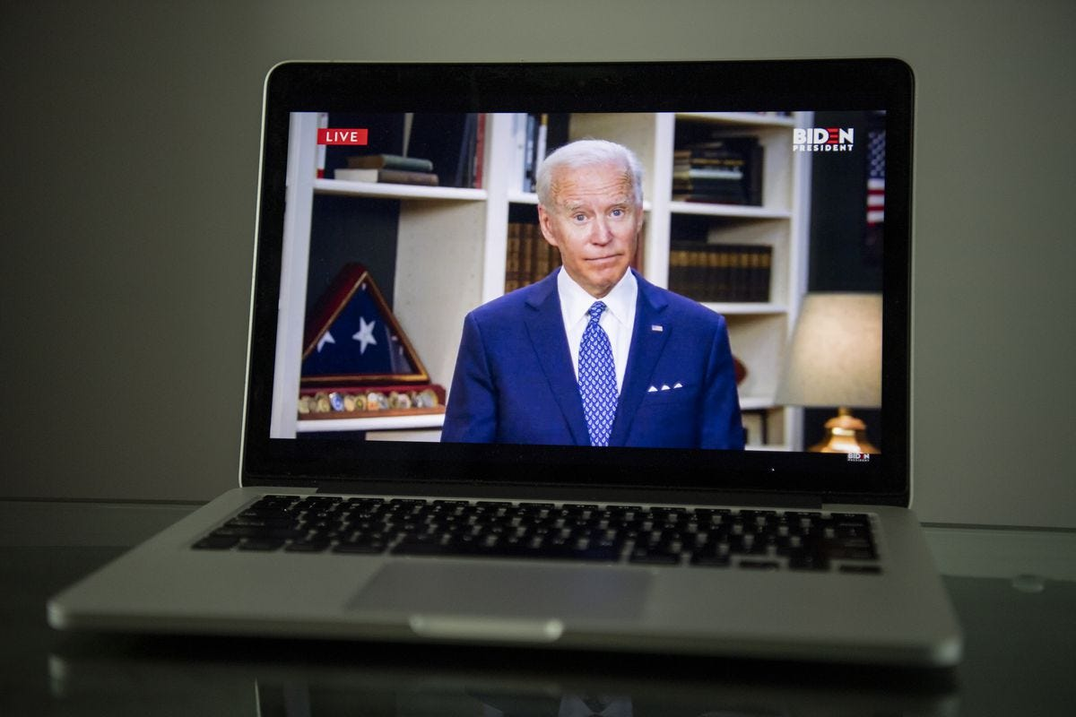 How Would a Biden Presidency Impact Fintech?