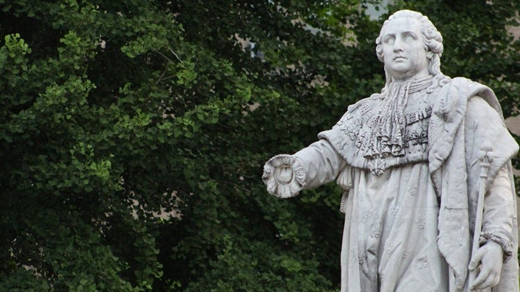 Who is King Louis XVI, why he's trending centuries after death ...