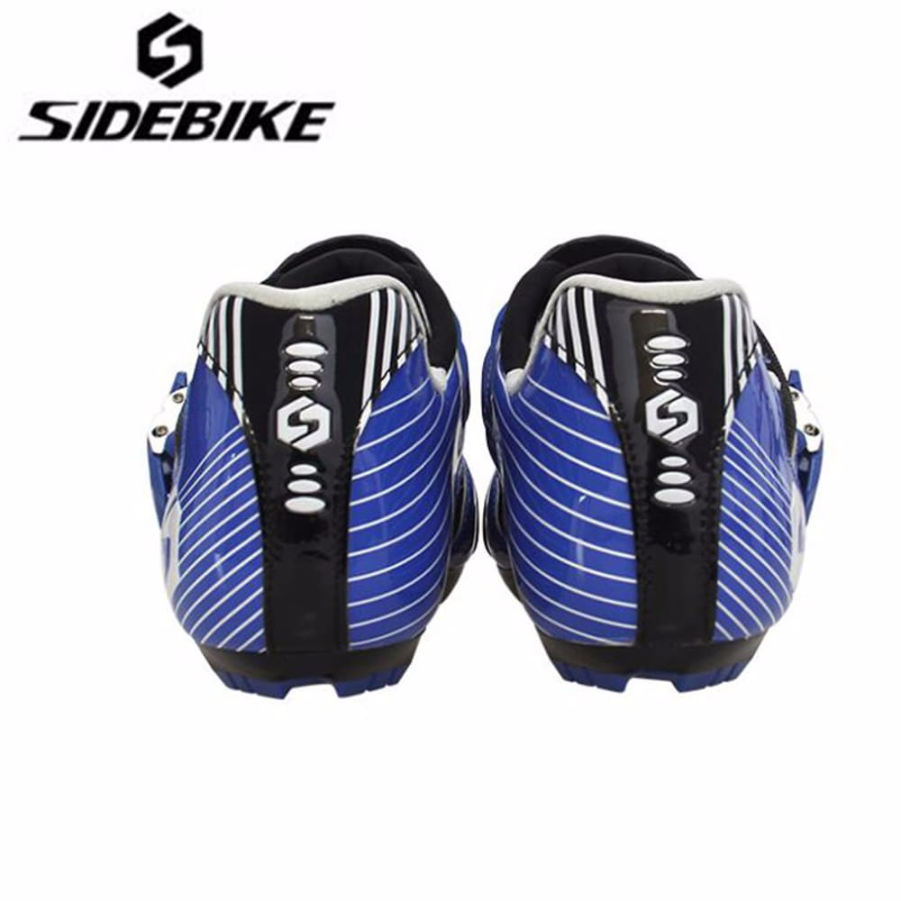 SIDEBIKE Road Cycling Shoes sapatilha ciclismo add pedal set self-locking Bicycle Bike women sneakers men bicycle Cycle Shoes