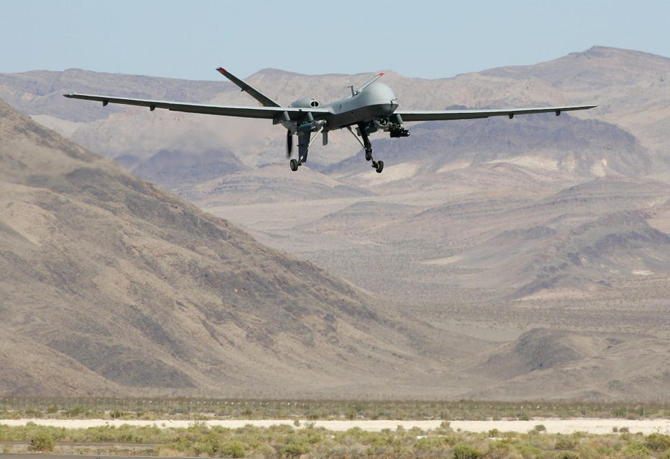 Amazon and Microsoft in Pentagon contracts for aerial surveillance.