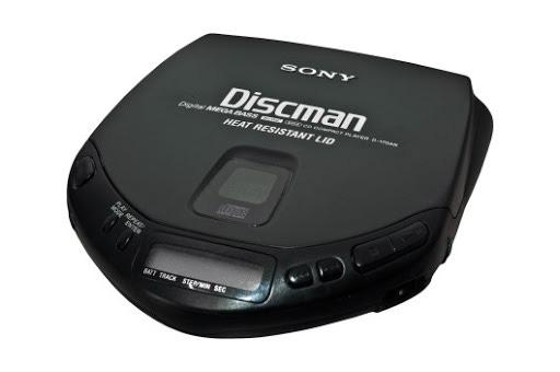 Sony Discman