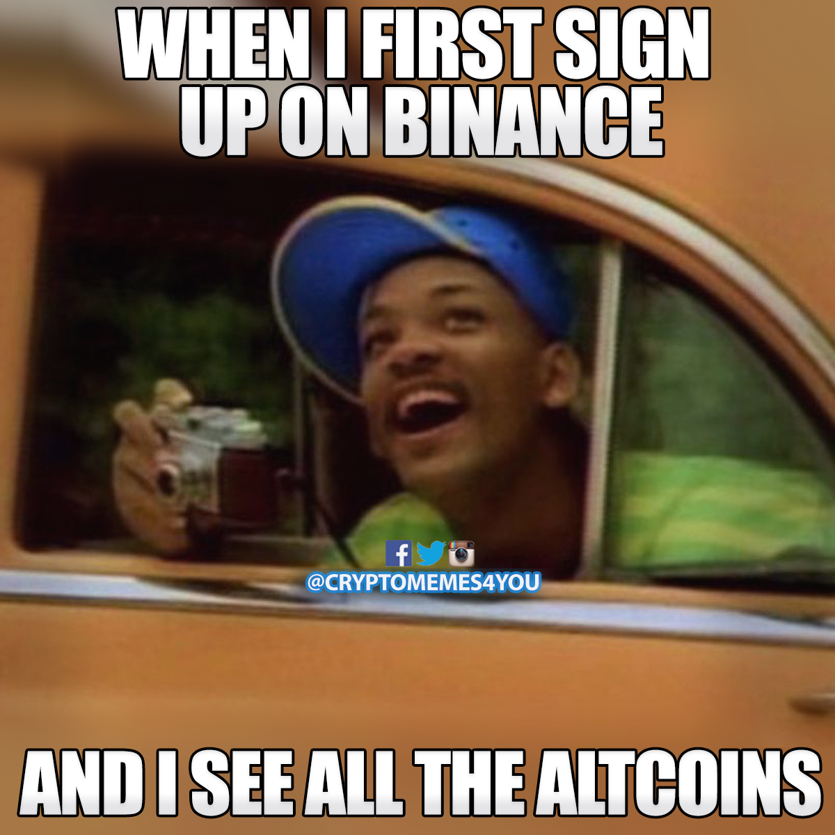 It was like shopping in walmart. #cryptolife #binance #cryptomemes |  Finance infographic, Sales and marketing jobs, Bitcoin