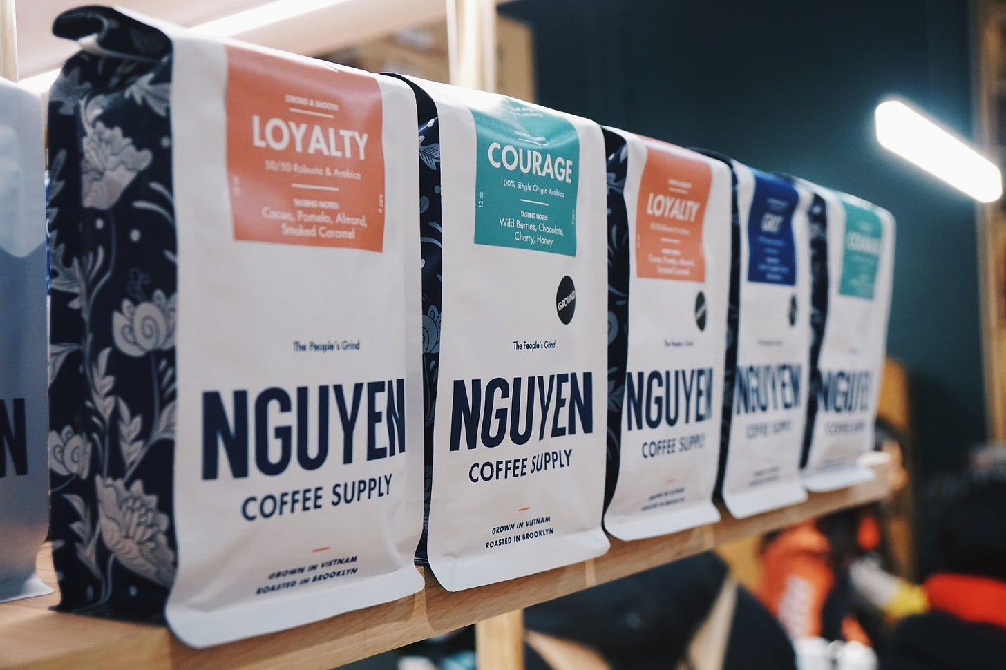 The Vietnamese Coffee Movement | Roasted in Brooklyn – Nguyen ...