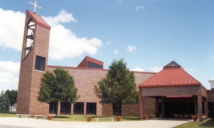 Cathedral of the Immaculate Conception   Crookston
