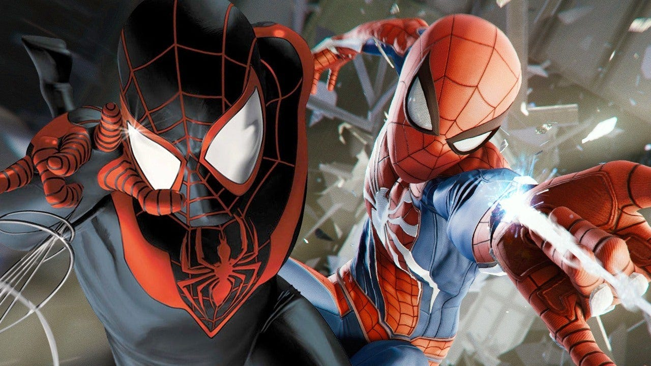 Spider-Man on PS4: New Powers and Costumes Miles Morales Could ...