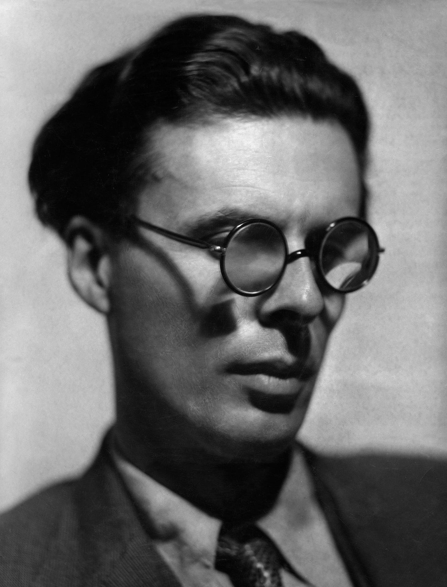 Aldous Huxley, Short of Sight | The New Yorker