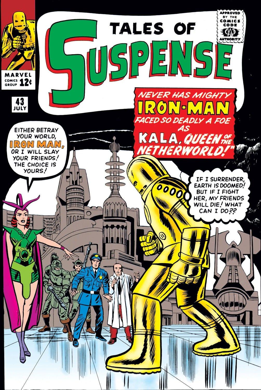 Tales of Suspense Vol 1 43   Marvel Database   Fandom