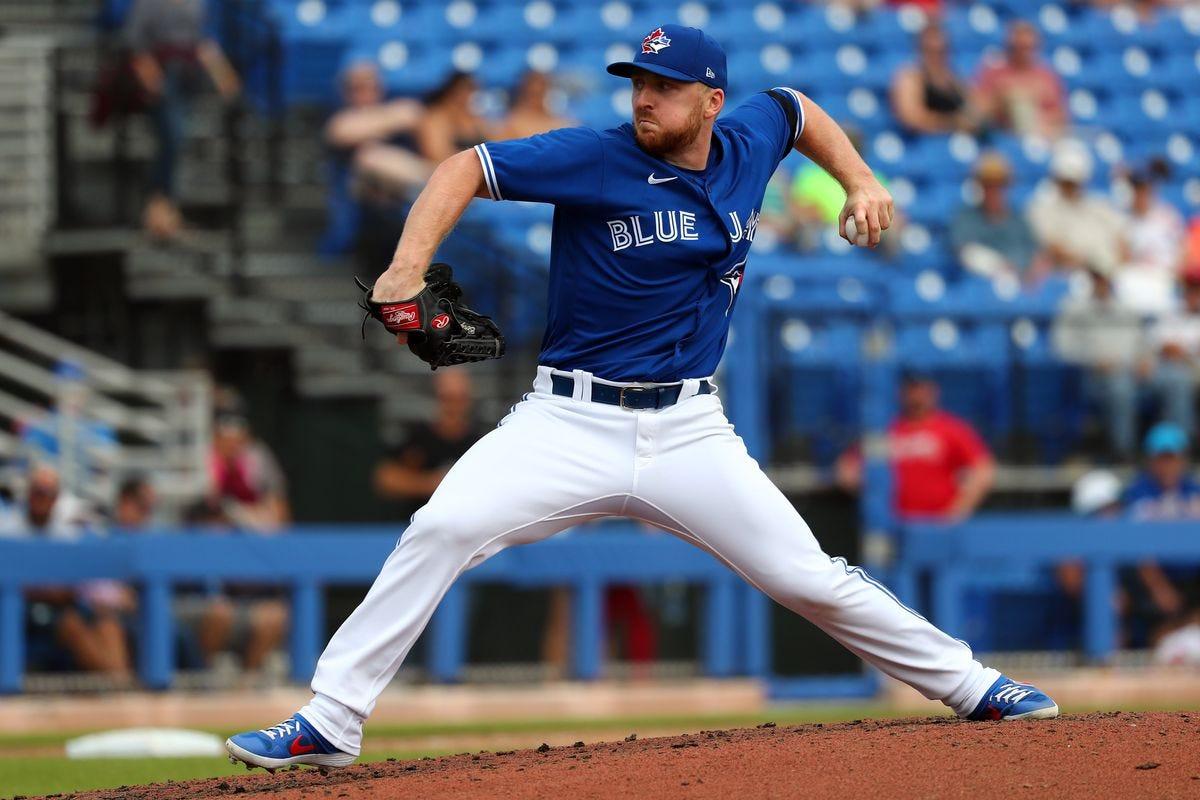 MLB: Spring Training-Atlanta Braves at Toronto Blue Jays