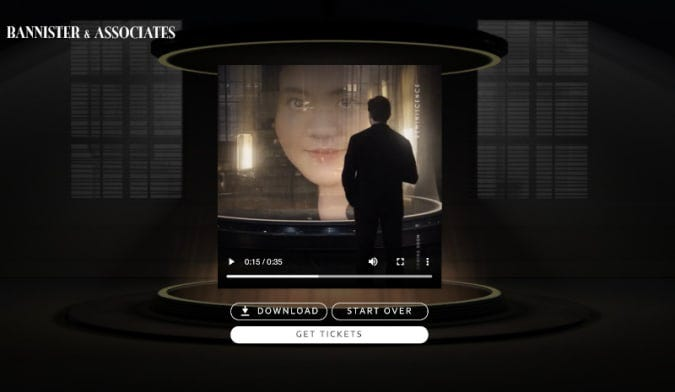 Warner Bros. 'Reminiscence' promo uses deepfake tech to put you in the  trailer | Engadget