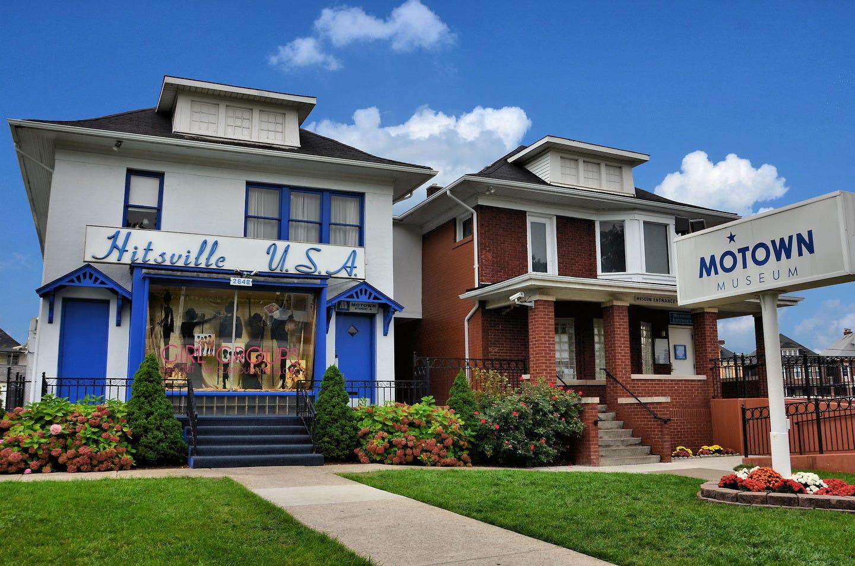 Hitsville USA Motown Museum in Detroit, Michigan - Encircle Photos
