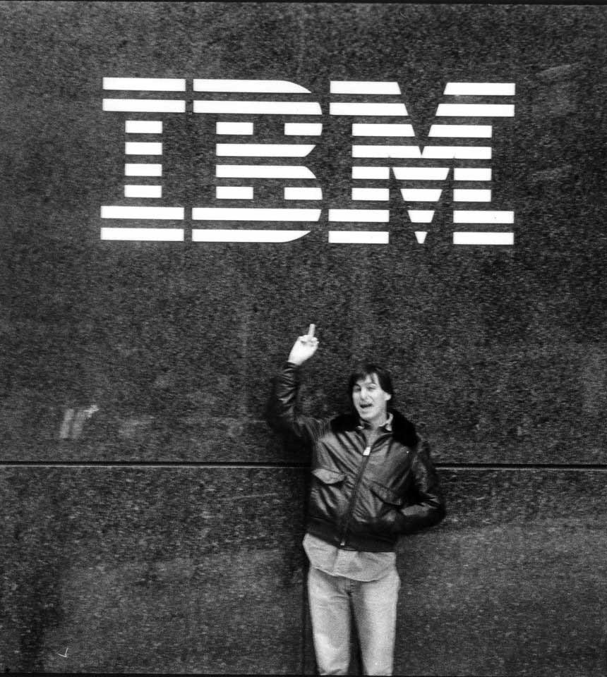 Steve Jobs' doodles reveal preoccupation with IBM | Cult of Mac
