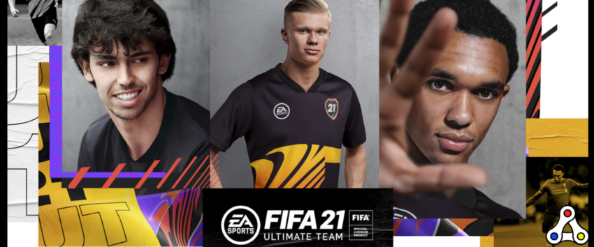 FIFA Ultimate Team Electronic Arts NFTs
