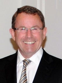 A picture of John Banks
