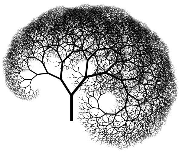 Fractal Tree - CAO