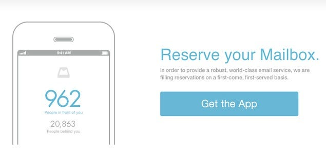 Meet Mailbox, the app with an 800,000 strong waiting list ...