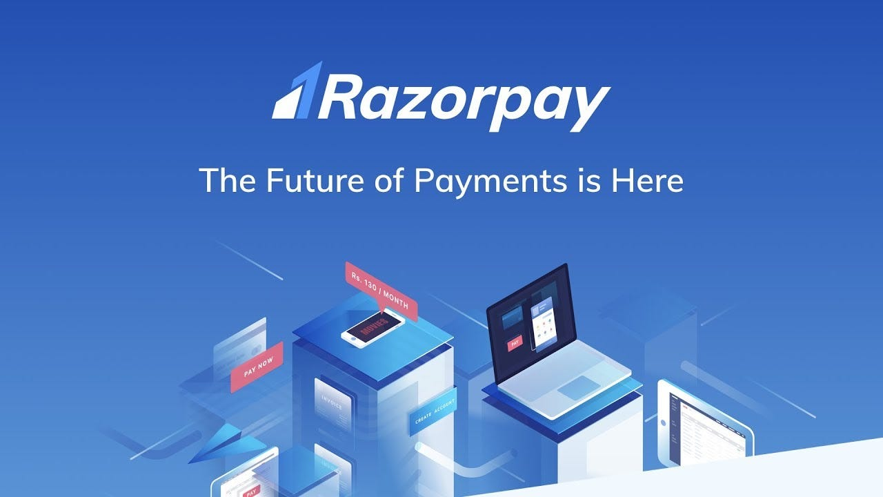 Razorpay - India's First Converged Payment Solution - YouTube