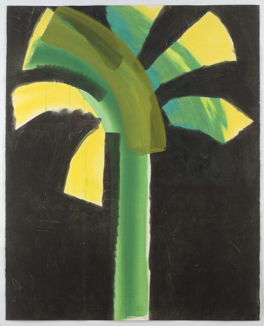 Howard Hodgkin   Night Palm (1990-1991)   Available for Sale   Artsy