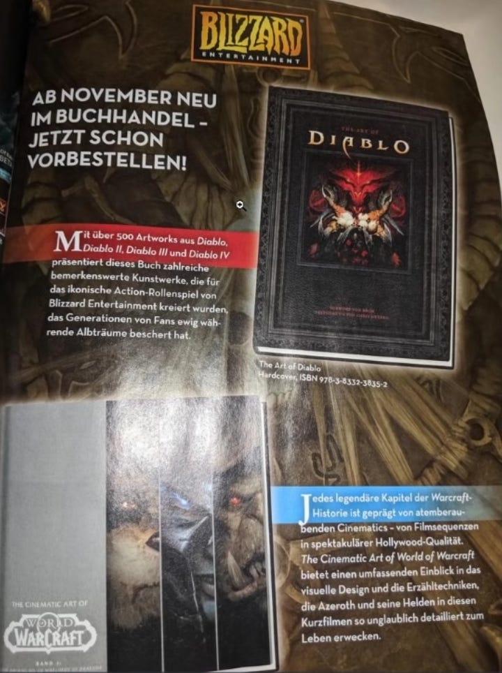Diablo 4 Leak