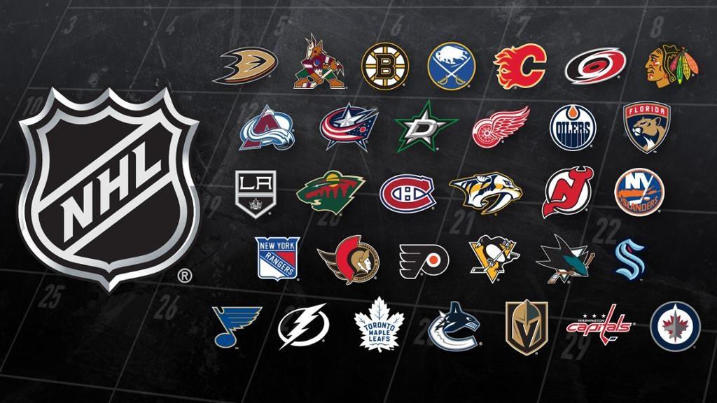 NHL announces start times for 2021-22 regular season