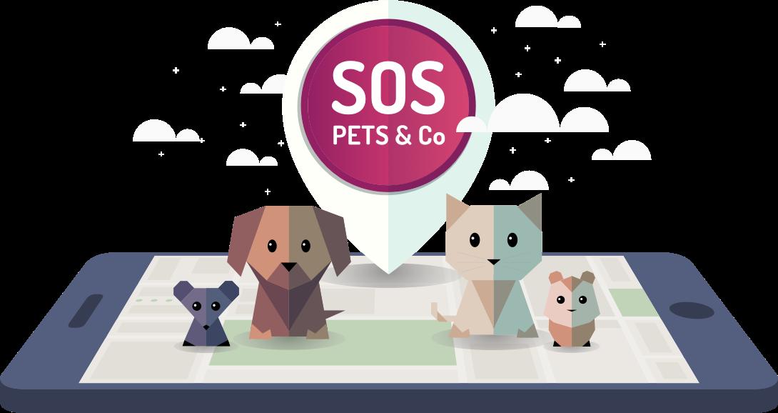 Logo SOS-PETS
