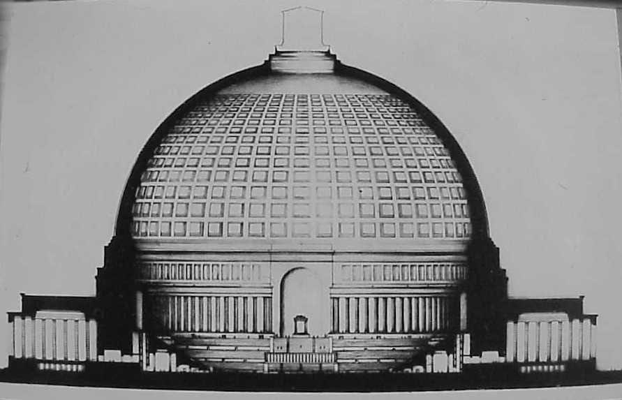 agbblog · Alfons Güell i Baró · arquitecte: ALBERT SPEER, EL ARQUITECTO DEL  DIABLO