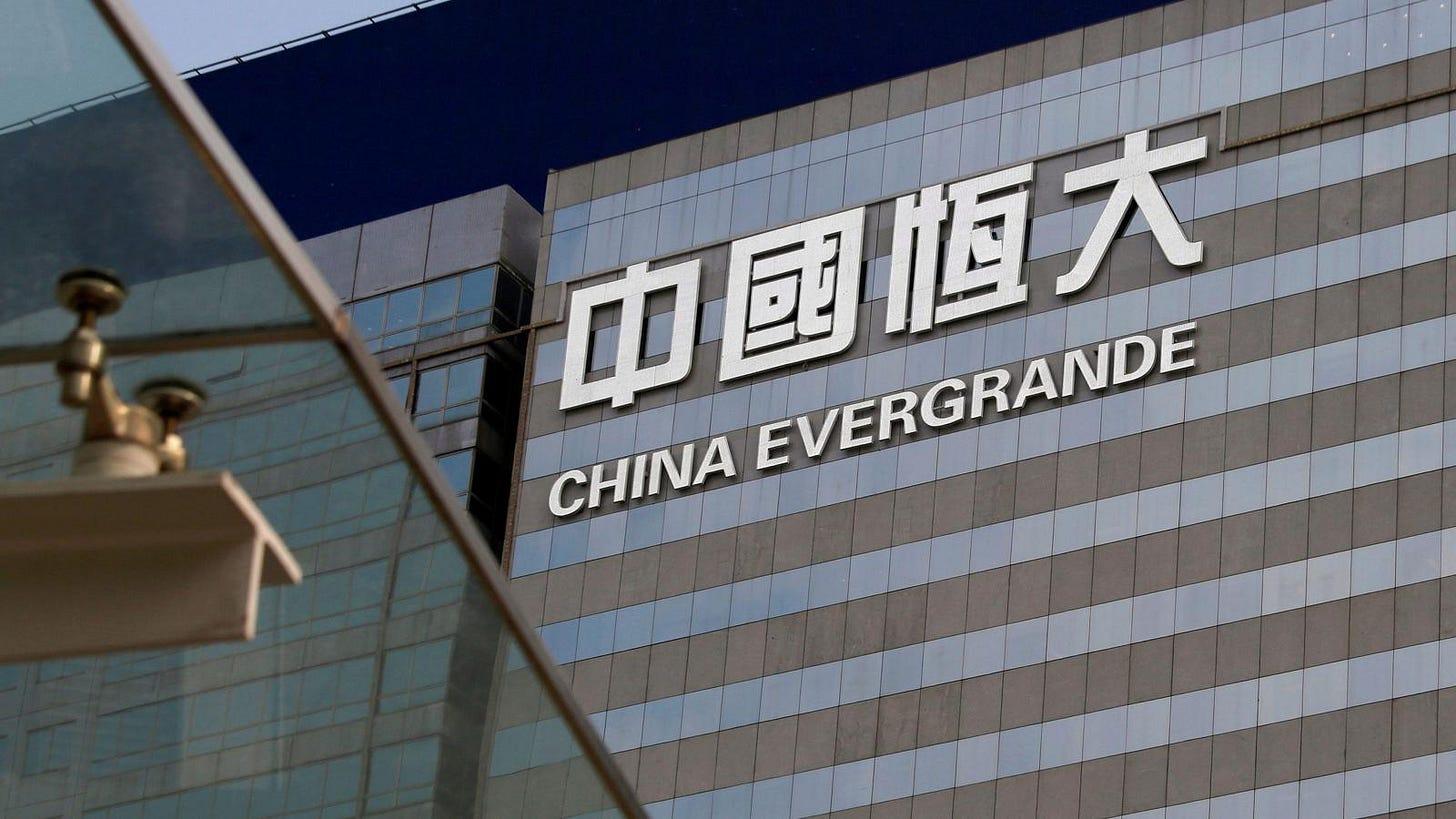 By the digits: How big a headache is China's Evergrande? — Quartz